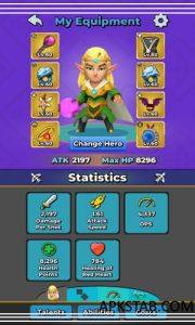 Archero Mod APK2.7.1 Unlimited Money + Gems 2